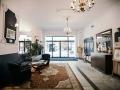 Bristol Residence - hol z recepcją